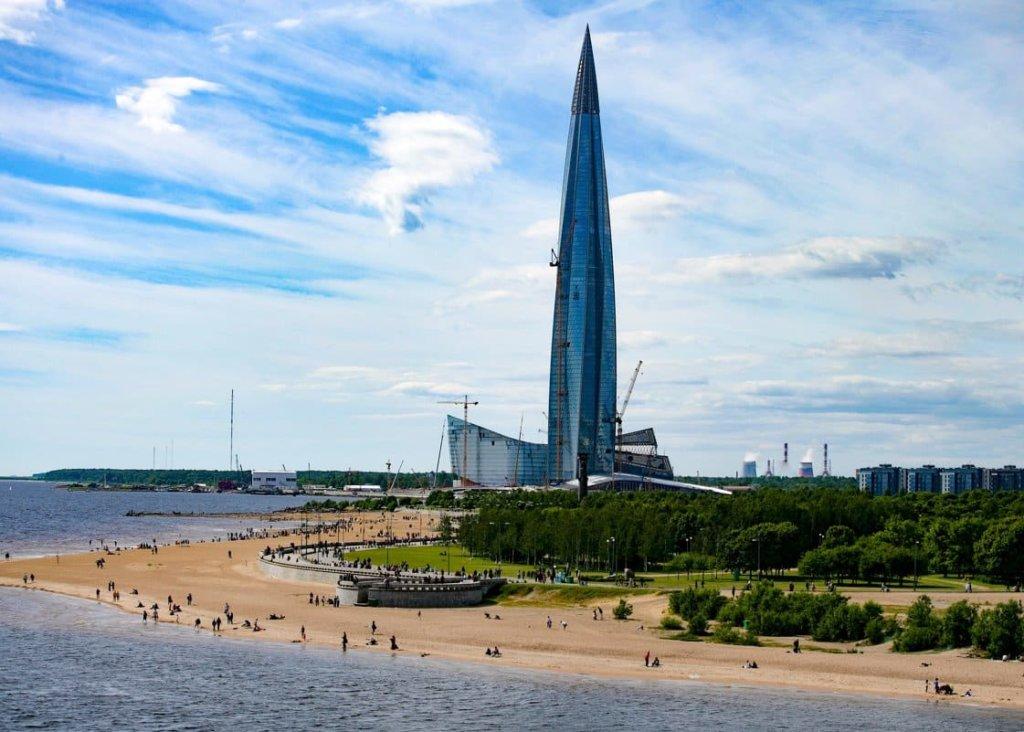 Тур «Острова Санкт-Петербурга» с выходом в Финский залив